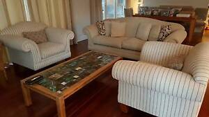 Gorgeous 2 chairs plus lounge - perfect condition moving East Ryde Ryde Area Preview