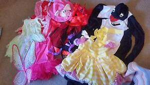Bulk girls dress ups approx size 5 Waikiki Rockingham Area Preview