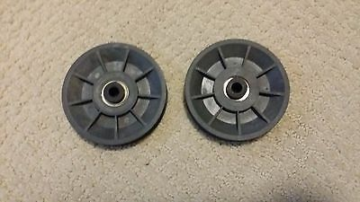"""PAIR Bowflex Revolution & XP 4"""" Adjustable Arm Rowing Seat Assembly Pulley Arms for sale  Harrisburg"""