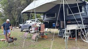 2016 Swag Camper Trailer Voyager II DELUXE Hard Floor Off Road Southport Gold Coast City Preview