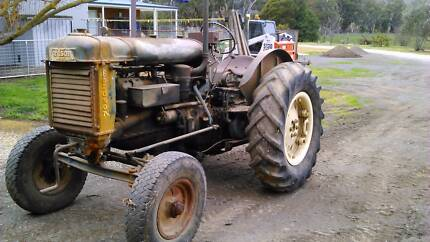 E27N Fordson Tractor x 2 Euroa Strathbogie Area Preview