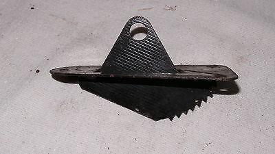 Trabant Zahnsegment für Handbremse ORIGINAL NEU IFA DDR VEB *1217 Bremssystem