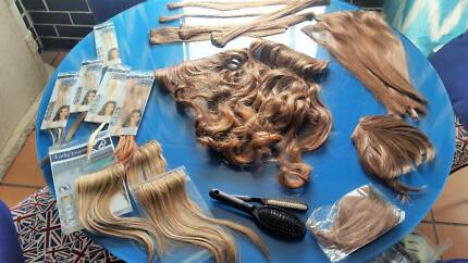 Hair extensions miscellaneous goods gumtree australia gold hair extensions pmusecretfo Gallery