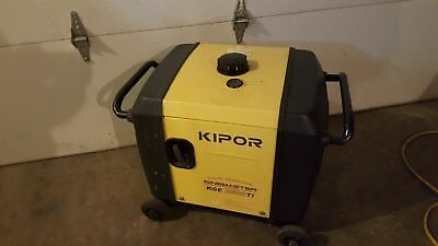 Kipor 3500 Watt Pure Sine Inverter Generator Great For Your Food Truck Quiet