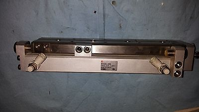 Smc Pneumatic Linear Actuator Mxq20-125a Stroke Guided Cylinder Slide Table