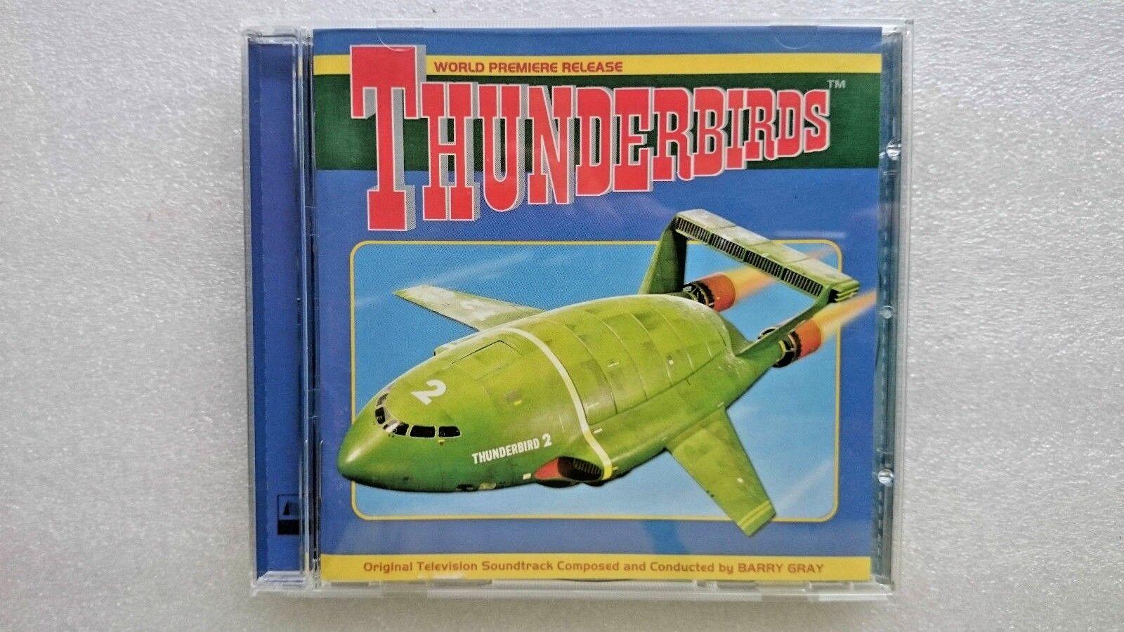 Barry Gray - Thunderbirds [Original TV Soundtrack] (Original Soundtrack, 2003)