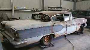 Wanted 1958 Pontiac car or parts Ashcroft Liverpool Area Preview