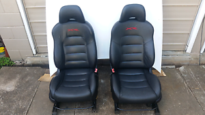 Ba bf xr leather seats & door trims Brassall Ipswich City Preview
