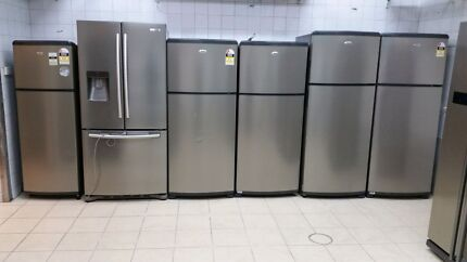 Refurbished with warranty fridges & washers