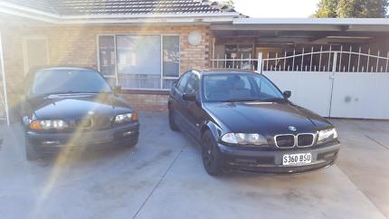 2 x E46 BMW 318i