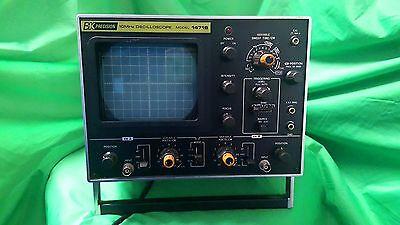 Bk Precision 1471b 10 Mhz Oscilloscope
