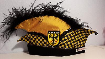 Komiteekappe Mottoparty Prinzenmütze Narrenkappe Karneval Kostüm UNIKAT Aachen