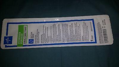 24 Medline Mds096513ehp Oral Care Tray Suction Swab Kit Hydrogen Peroxide Nurse