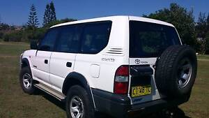 1997 Toyota LandCruiser Wagon Coffs Harbour Coffs Harbour City Preview