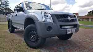 Holden Rodeo 2008 Isuzu D-Max with a Hardlid (high ride) Boronia Heights Logan Area Preview