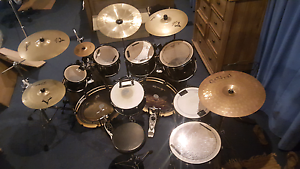 Pearl Drum Kit Thirlmere Wollondilly Area Preview