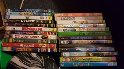 So many dvds  Newcastle 2300 Newcastle Area Preview