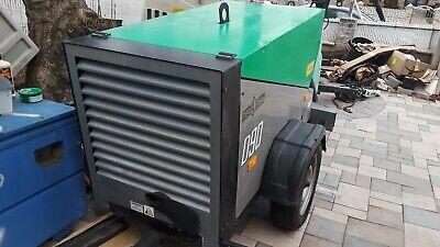 2016 Sullivan-palatek D90pkusb 90 Cfm Mobile Air Compressor