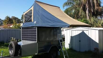 2014 Custom Built Offroad Outback Campers Camper-trailer Henley Brook Swan Area Preview