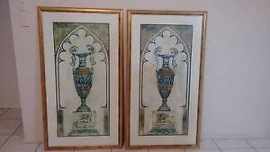 LARGE gold framed prints Karalee Ipswich City Preview