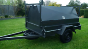 Tradies Tool Trailer 7x4 Brown Hill Ballarat City Preview