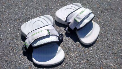 2014 Cabrinha HYDRA kiteboarding pads / straps - kitesurf board. Noosa Heads Noosa Area Preview