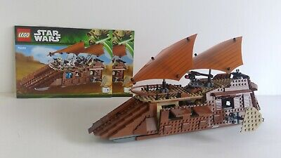 Lego Star Wars 75020 Jabba ´S Sail Barge Used pre Owned No Figurines