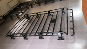 Toyota hiace roofrack cage basket  2600x1440x150 Campbellfield Hume Area Preview