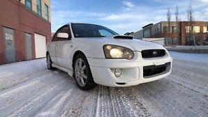2003 JDM GGA Subaru WRX Impreza Wagon