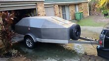 Trailer fully enclosed Oxenford Gold Coast North Preview