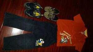 **Excellent Quality Boys clothes and shoes from 5 to 8 years old Ryde Ryde Area Preview