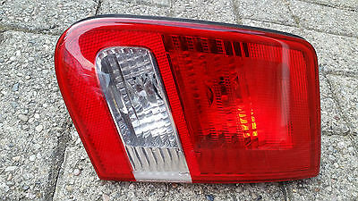 Saab 9-3 93 2003-07 Rear right inner boot tailgate light cluster complete