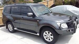 2013 Mitsubishi Pajero Wagon Lindisfarne Clarence Area Preview