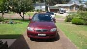 2002 Mazda 323 Sedan Buttaba Lake Macquarie Area Preview