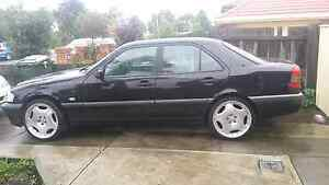 Urgent sale merc amg and   20 ich rims Meadow Heights Hume Area Preview