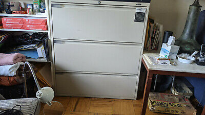Used Global Commercial File Cabinet