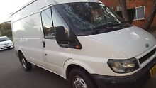 2004 Ford Transit Van/Minivan Belmore Canterbury Area Preview