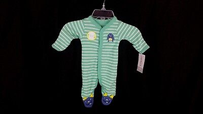 Carters Halloween Costume / Nighty Preemie Monster 17