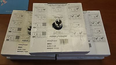 Robot Coupe 28063 Slicing Disc Plate 2mm 564 New In Box