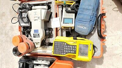 Sokkia Set2110 Total Station W Case And Some Accessories