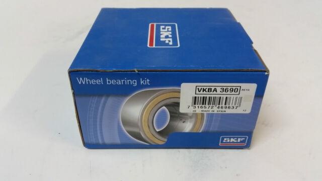 SKF Wheel Bearing kit VKBA3690 for Citroen Jumper, Fiat Ducato, Peugeot Boxer