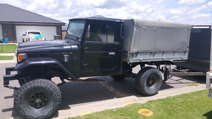 Rare hj 45 landcruiser for sale