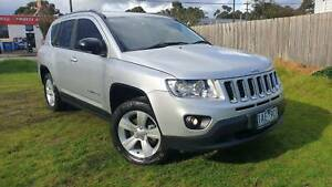 2013 Jeep Compass Sport Automatic Dandenong Greater Dandenong Preview