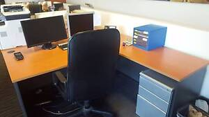 Well Cared for Office Desks - 6 on offer - Bulk Buy Deals!!! Meadowbrook Logan Area Preview