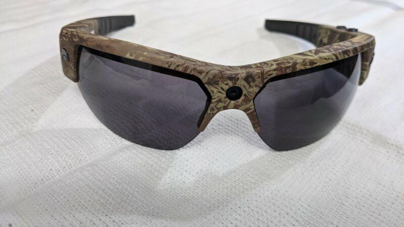 Pivothead KUDU Camo Sunglasses w/ 1080p / 720p Camera 8MP 8GB