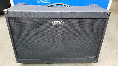 DV MARK DV40 212 Tube Amp Guitar Amp 2 x 12 Combo Neo Magnet  for sale  Shipping to India