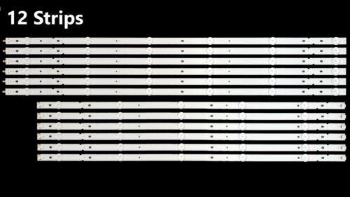 Sony KD-70X690E LED Strips FULL SET 3PCM00693A 3PCM00694A (12) FBC 70 INCH A/B