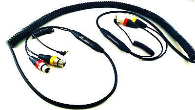 Field Mixer Breakaway Cable 16 ft.(Sound Devices,Zoom,Zaxcom)EB Hinterbandkabel