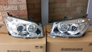 07 rav4 headlights Bligh Park Hawkesbury Area Preview