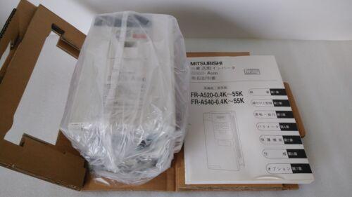 Mitsubishi, New / Fr-a520-3.7k / Advanced Inverter